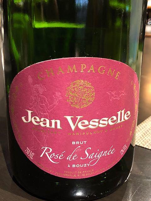 Jean Vesselle Rosé de Saignée(ジャン・ヴェッセル ロゼ・ドゥ・セニエ)