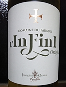 Dom. du Paradis L'Infini