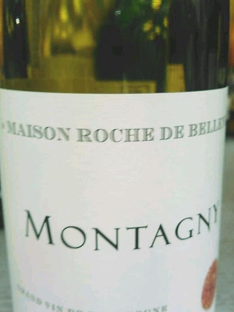 Maison Roche de Bellene Montagny