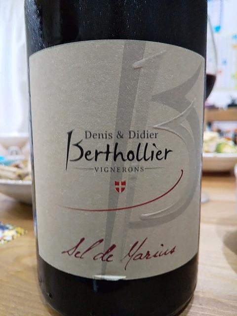 Denis & Didier Berthollier Sel de Marius(ドゥニ・エ・ディディエ・ベルトリエ セル・ド・マリウス)
