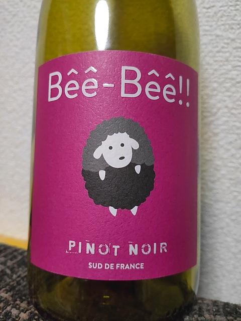 Bêê Bêê!! Pinot Noir(ベエ・ベエ ピノ・ノワール)