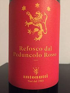 Antonutti Refosco dal Peduncolo Rosso