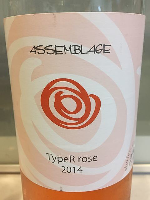 Alps Wine Assemblage Type R Rose 2014(アルプス・ワイン アッサンブラージュ タイプ・アール ロゼ)