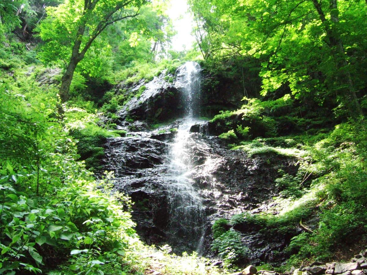 Joyama and Gongen Waterfall