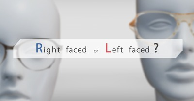 RECHILD - Right faced or Left faced?
