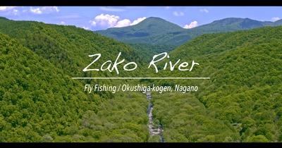 ZAKOGAWA RIVER