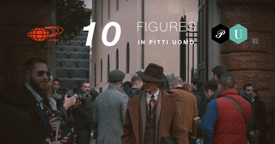 10 FIGURES IN PITTI UOMO by BEAMS