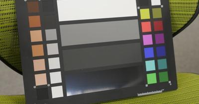 撮影現場でのカラーチェッカーの使用方法(標準露出の取り方)