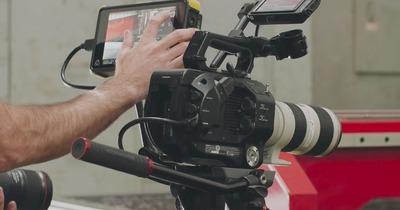 カメラと外部レコーダーで記録した映像の輝度を合わせる方法