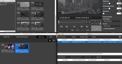 [Canon] C200をDaVinci Resolveでグレーディングしてみた印象(1)