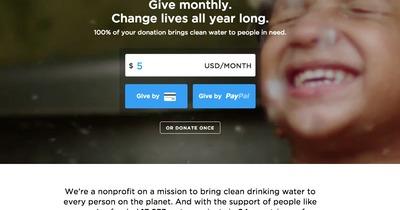 NPO,NGOの参考動画:Charity Wate