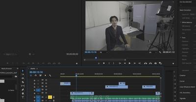 [初心者向け]GH5,GH4の専用LUTをPremiereにあてるやり方(Vlogで撮影した場合)