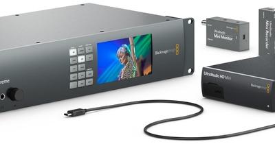 Premiere ProでブラックマジックデザインのビデオI/Oデバイスを使って映像と音声を出力する方法