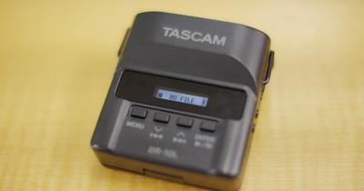 【DR-10L】ピンマイクレコーダーDR-10Lを使いこなす5つのコツ!【TASCAM】