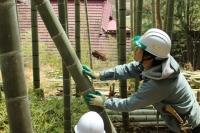 竹林整備ボランティアin栃木