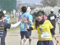 3/4(日)〆切!国際協力のはじめの一歩としてもおススメ。チャリティマラソンで1dayボランティア