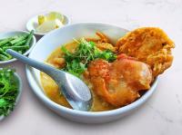【チャリティー飯の会♪】ミャンマー料理を食べて話そう!