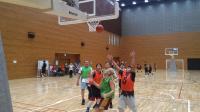 大使館対抗国際3X3バスケ大会 ボランティア