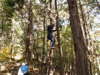 1泊2日の森づくり体験「安曇野 森林の楽校2019春」