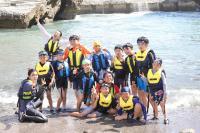 子どもと一緒に海へ!海がめ/ダイビング!野外体験引率スタッフ大募集◎