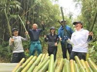 【年末年始】人口80人の島を村おこし!鹿児島の離島「さつま竹島」でボランティアツアー実施!