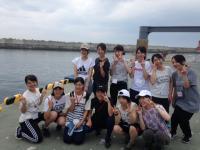 震災児童支援、自然体験学習IN宮城