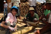 【3月】ミャンマーの家族と家を建てよう9日間