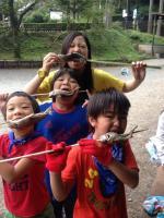 夏休み子どもふれあいデイキャンプボランティアスタッフ募集