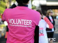 乳がん啓発 チャリティーRUNイベント 1日ボランティア募集!