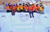 【学生向けボラ合宿】真冬の小樽で地域・日中韓交流×共同生活も楽しめる合宿型ボランティア