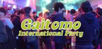 4月20日(土) 銀座 いい人に出会えたらいいな~Gaitomo国際交流パーティー