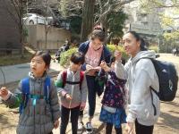 幼児・小学生英語デイケア サポートボランティア募集