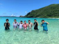 【夏休み】世界トップクラスの透明度を誇る「渡嘉敷島」で、島の課題解決ボランティア!