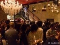 9月30日(日) 麻布十番 シャンデリアの下で旅行好き集まれGaitomo国際交流パーティー