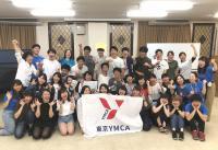 子どものキャンプ等を企画引率する学生「リーダー」