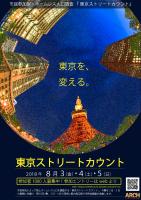 【2018夏東京ストリートカウント 参加者募集のお知らせ】