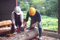 四国のへそ 森林の楽校2019