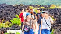 【春休み】壊れては蘇る奇跡の島「三宅島」で村おこしボランティア!