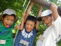 自然の中で子どもたちとあそぼう♪ボランティアリーダー大募集!!