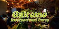 6月30日(土) 六本木 新しいウォーミングアップバーでGaitomo国際交流パーティー