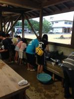 被災地の児童養護施設の子ども達への支援活動
