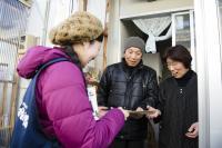 【1/20-21】【宮城県石巻市】仮設住宅に元気と笑顔を届ける「きずな新聞」ボランティア