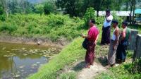 ミャンマーから学ぶ国際協力(4) 「避難民の帰還に向けて―BAJミャンマーラカイン州北部の現場報告」
