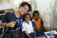 KURACAFEコーヒーリキュールを飲みながら、国際貢献を知ろう~旅・フォトジャーナリズム・NGO~