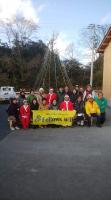 フェローズウィルボランティアツアー/12月23~24日第84回南三陸ハマーレ歌津でのクリスマス