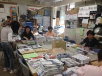 【急募!】カタログ発送ボランティア大募集!(2/20-23)