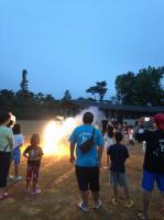 宮城県での震災遺児孤児(児童養護施設の子ども達)との自然体験学習へのお手伝い