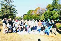 【2/16(土)】木場公園ゴミ拾いボランティア