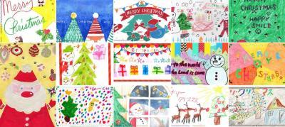 《追加募集!》クリスマスを病院で過ごす子どもたちへ贈るカード制作!