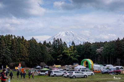 朝霧高原で開催されるキャンプイベントFARM CAMP A GO↗︎GO↗︎ のボランテ...
